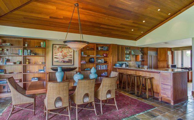 Ke Alaula 210A - Dining Table - Hawaii Vacation Home
