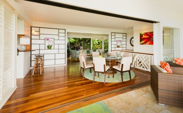 Kehaulani - Dining area - Oahu Vacation Home