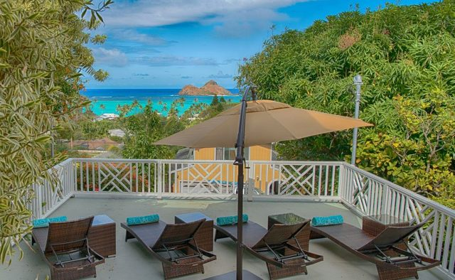 Kehaulani - Large Balcony - Oahu Vacation Home