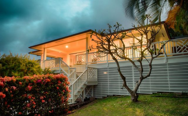 Kehaulani - Exterior of home - Oahu Vacation Home