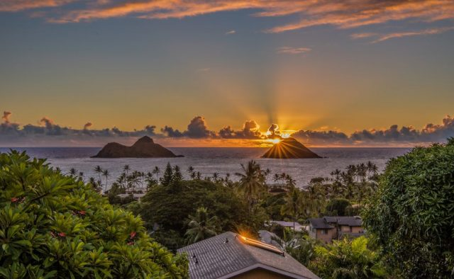 Kehaulani - Sunset - Oahu Vacation Home