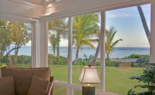 Just Beachy - Window View of the ocean - Maui Vacation Home