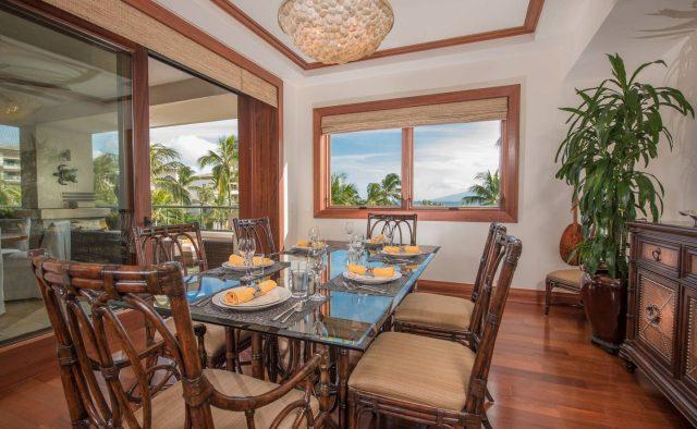 Bermuda Blue at Montage Luxury Home Rental - Kitchen - Hawaii Hideaways 10
