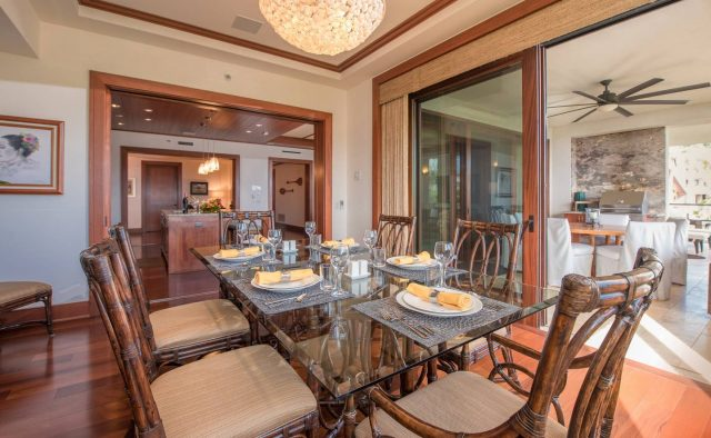 Bermuda Blue at Montage Luxury Home Rental - Kitchen - Hawaii Hideaways 9