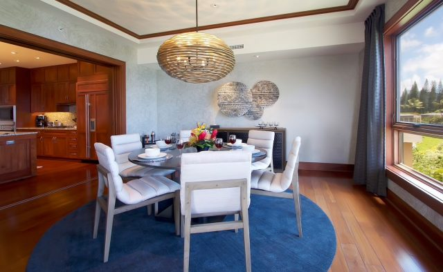 Wateryview at Montage - Dinning Room - Luxury Vacation Homes