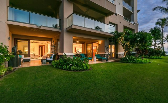 Humu Humu at Montage - Patio Areas - Hawaii Vacation Home