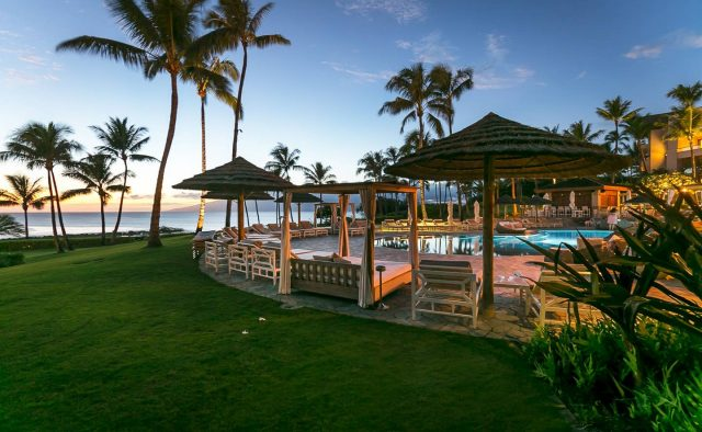 Coral Reef Luxury Home Rental - Pool - Hawaii Hideaways