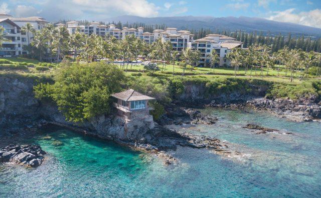 Bermuda Blue at Montage Luxury Home Rental - Home Overview - Hawaii Hideaways