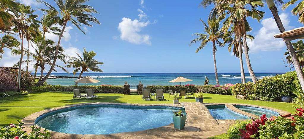 Costal Escape - Backyard Pool - Kauai, Hawaii Vacation Home