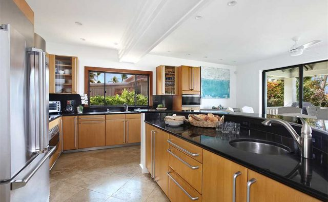 Costal Escape - Kitchen - Kauai, Hawaii Vacation Home