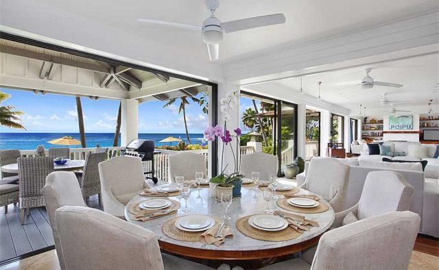 Costal Escape - Dining area - Kauai, Hawaii Vacation Home