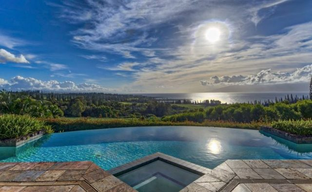 Sea Glass Luxury Home Rental - Pool & Spa - Hawaii Hideaways